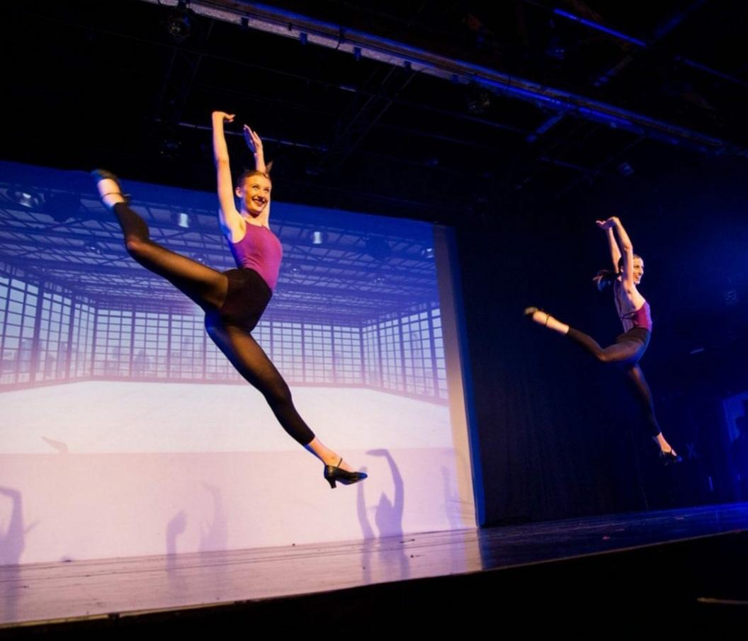online dance studio - jessica snape